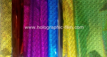 OPP Laser Holographic Packaging Film