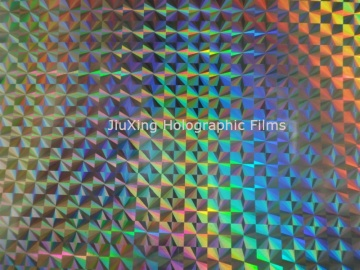 PET Holographic film