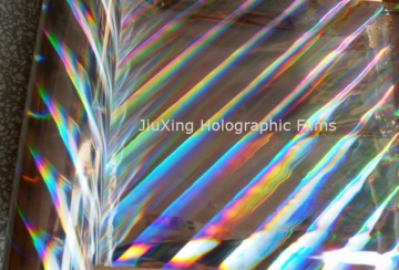 BOPP Transparent Holographic Film