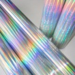 seamless rainbow pattern holographic cold foil hologram,Flexo cold stamping foil